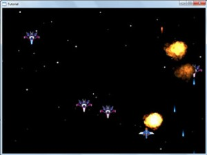 Создание игры – Анимированные спрайты