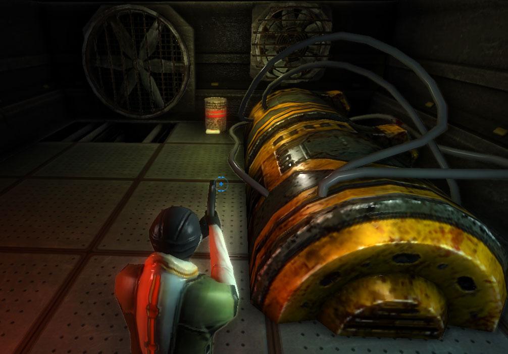 Матрицы в игре Alien Moon