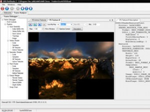 GPU PerfStudio 2.6